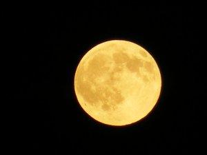 luna plina in Cj