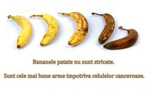 bananele patate