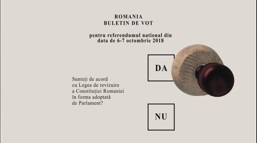 Voteaza DA