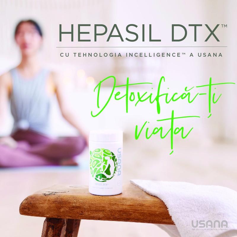 HEPASIL DTX